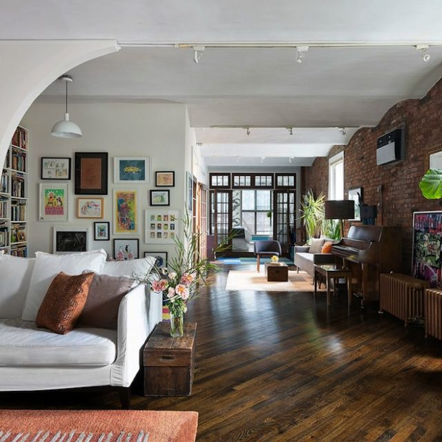 Nolita loft boasting barrel-vaulted ceilings and exposed brick asks $2.4M