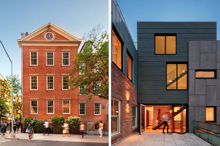 Marvel Architects reveal condo conversion of 200-year-old Nolita school