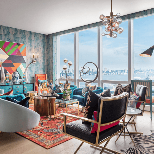 15 Hudson Yards reveals model home with shoppable interiors by Neiman Marcus fashion director