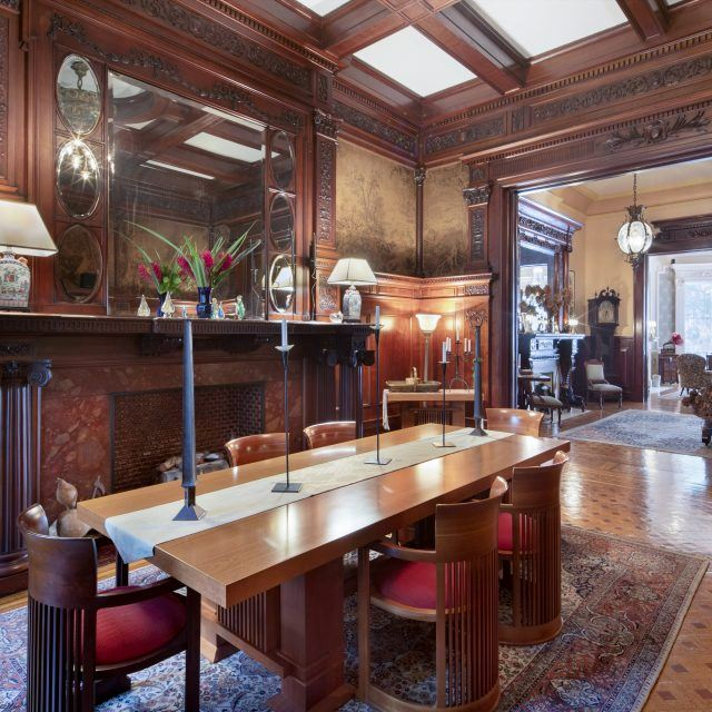 This $8.8M Park Slope limestone beauty was in 'Boardwalk Empire' and 'The Age of Innocence'