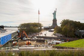 statue of liberty, statue of liberty museum, liberty island