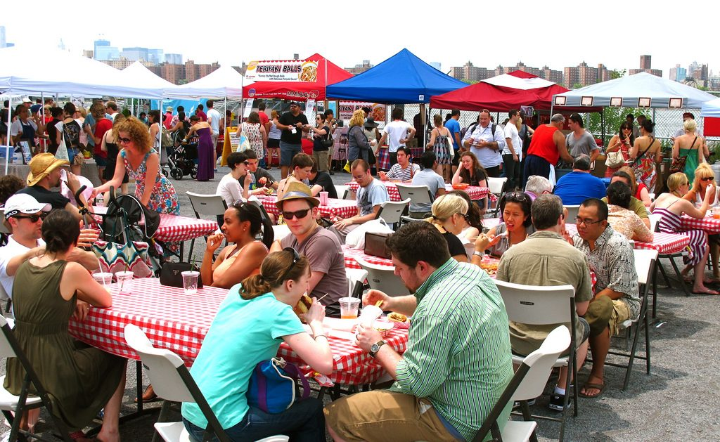 Smorgasburg opening two indoor food halls in Brooklyn