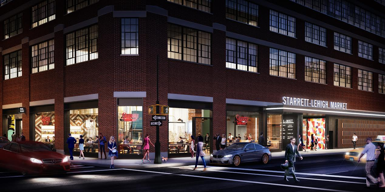 West Chelsea's Starrett-Lehigh building to be expo space, food hall