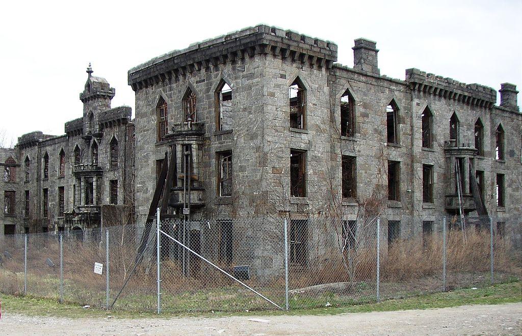 Smallpox Hospital, Roosevelt Island, Renwick Ruins