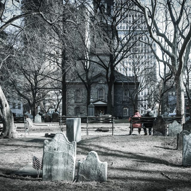 10 offbeat spots that reveal New York City's haunted history