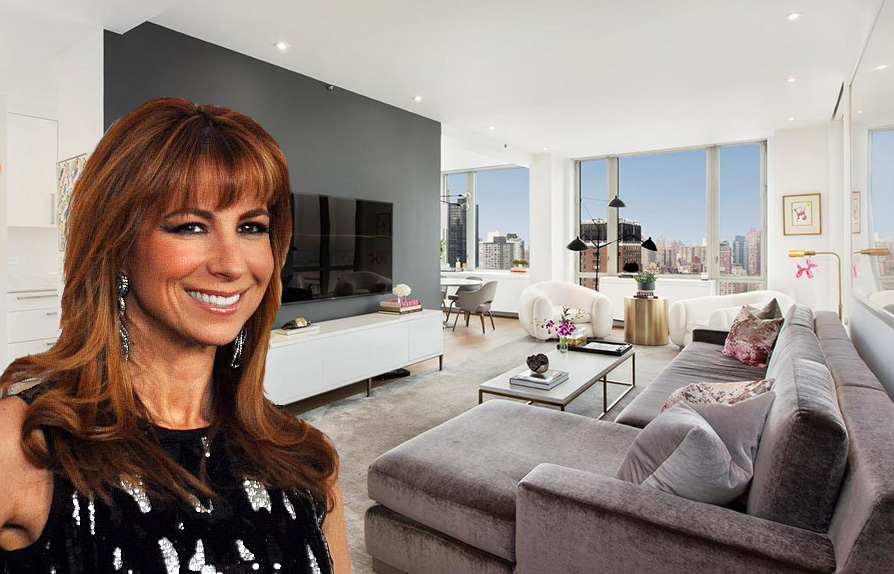 'Real Housewife' Jill Zarin prepares to downsize, lists Upper East Side condo for $3.3M
