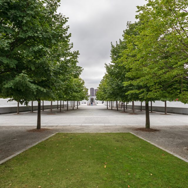Where I Work: The Four Freedoms Park team talks Louis Kahn, FDR, and preserving a legacy