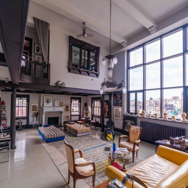 Style icon Beatrix Ost's $4M Hotel Des Artistes duplex is just as fabulous as you'd imagine