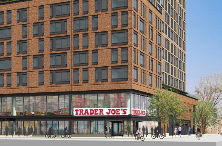 The East Coast's largest Trader Joe's opens tomorrow at Essex Crossing