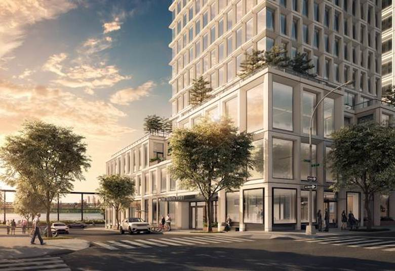 New renderings for Domino Sugar site's second building designed by COOKFOX