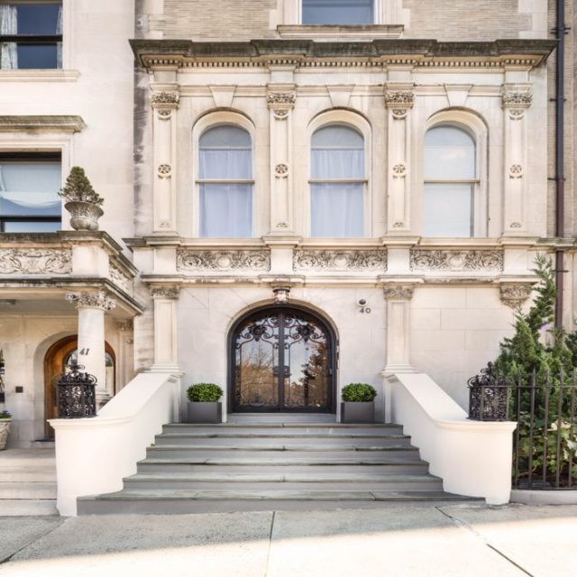 $16M Upper West Side mansion with NYC's third-largest ballroom will also accept bitcoin
