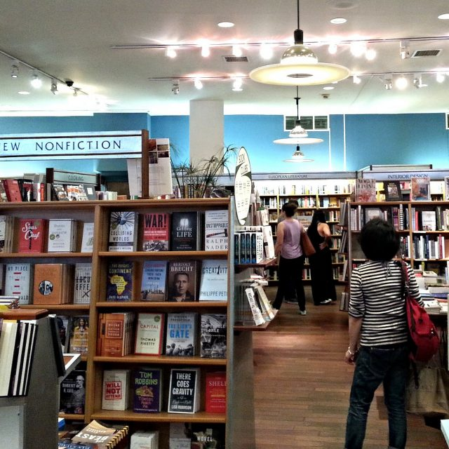 McNally Jackson bookstore announces move after 136% rent hike