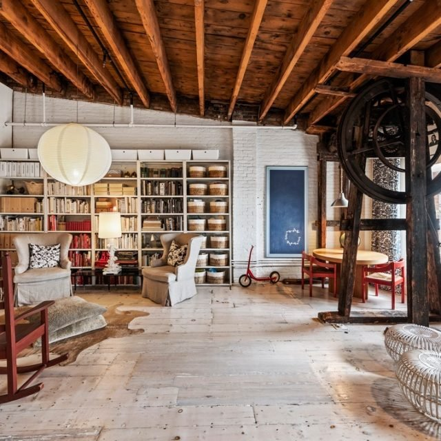 Own a piece of the Seaport in this $13M 'ship house' loft building on the water
