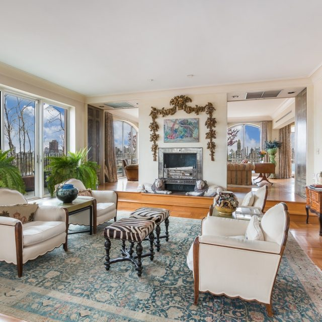 Billionaire Bill Ackman in contract to buy a $22.5M Upper West Side penthouse
