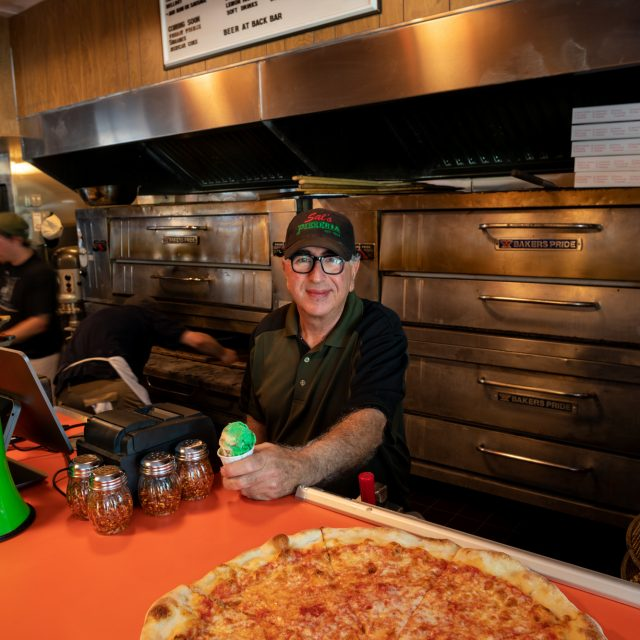 Where I Work: Paulie Gee's Slice Shop is dishing out retro pizzeria vibes in Greenpoint