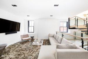 443 Greenwich Street, The Weeknd, Bella Hadid