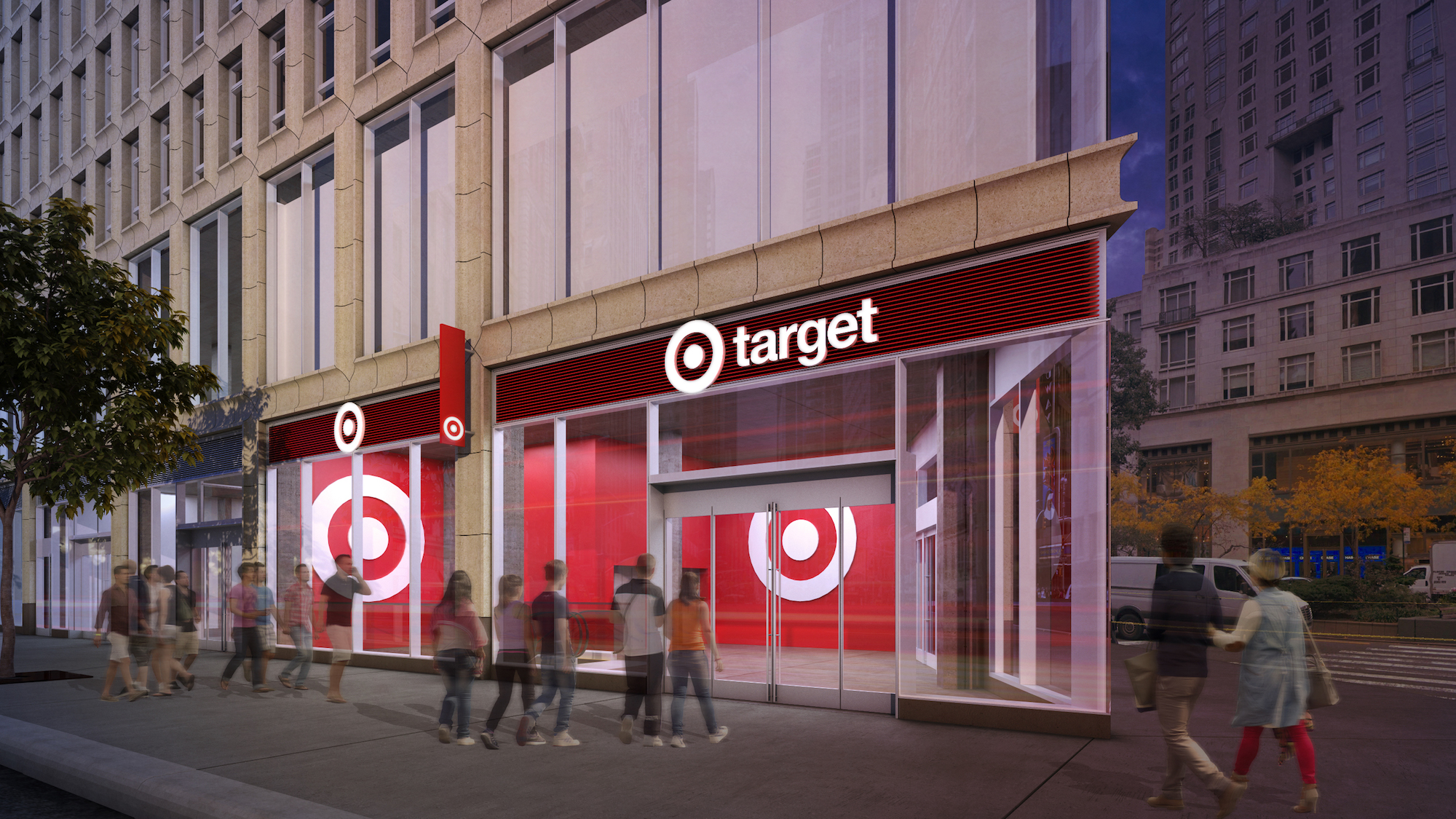 all target locations in nyc