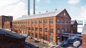 building 127, brooklyn navy yard, adaptive reuse