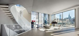 520 West 28th Street, Zaha Hadid, penthouses