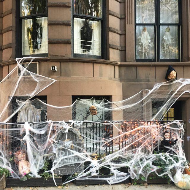 This year's best NYC neighborhoods for Halloween trick-or-treating