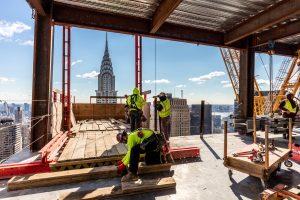 One Vanderbilt, Kohn Pedersen Fox, SL Green, tallest buildings NYC