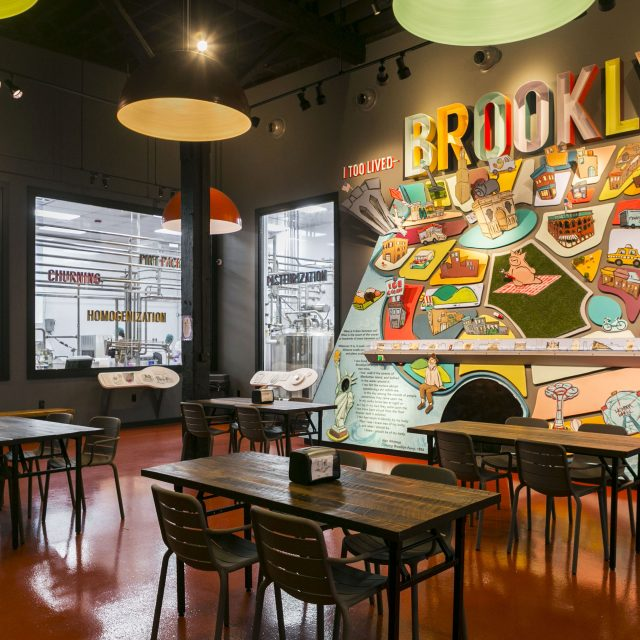 Where I Work: Ample Hills opens NYC's largest ice cream factory in Red Hook