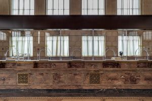 Dime Savings Bank of Brooklyn, 9 DeKalb Avenue, Halsey McCormack and Helmer, Dime Savings Bank history