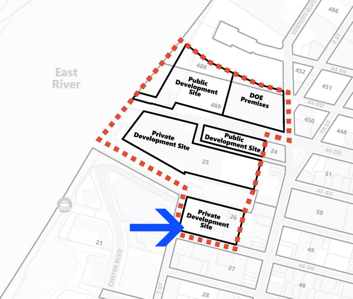 Construction Site Map: See The Waterfront Site In Long Island City Where Amazon