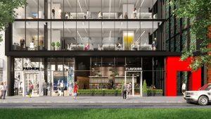 141 East Houston Street, Houston Alley, Sunshine Cinema, East End Capital, Roger Ferris Architect