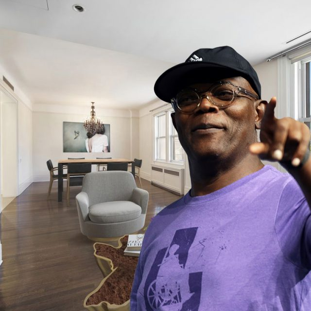 Samuel L. Jackson lists Upper East Side condo for $13M