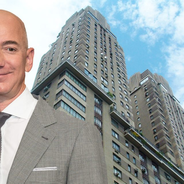 Will Jeff Bezos live in one of his Upper West Side apartments when Amazon comes to town?