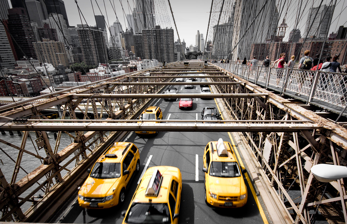 NYC yellow taxis launch a permanent 50% discount during rush