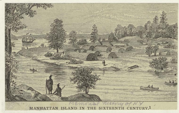 Mapping Manahatta: 10 Lenape sites in New York City