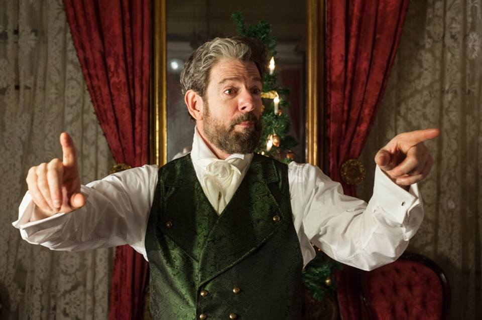 A Christmas Carol Nyc.The Best Offbeat Holiday Events Exhibits And Outings In