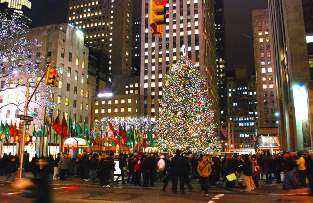 How To Get Around Midtown During Tomorrow's Rockefeller