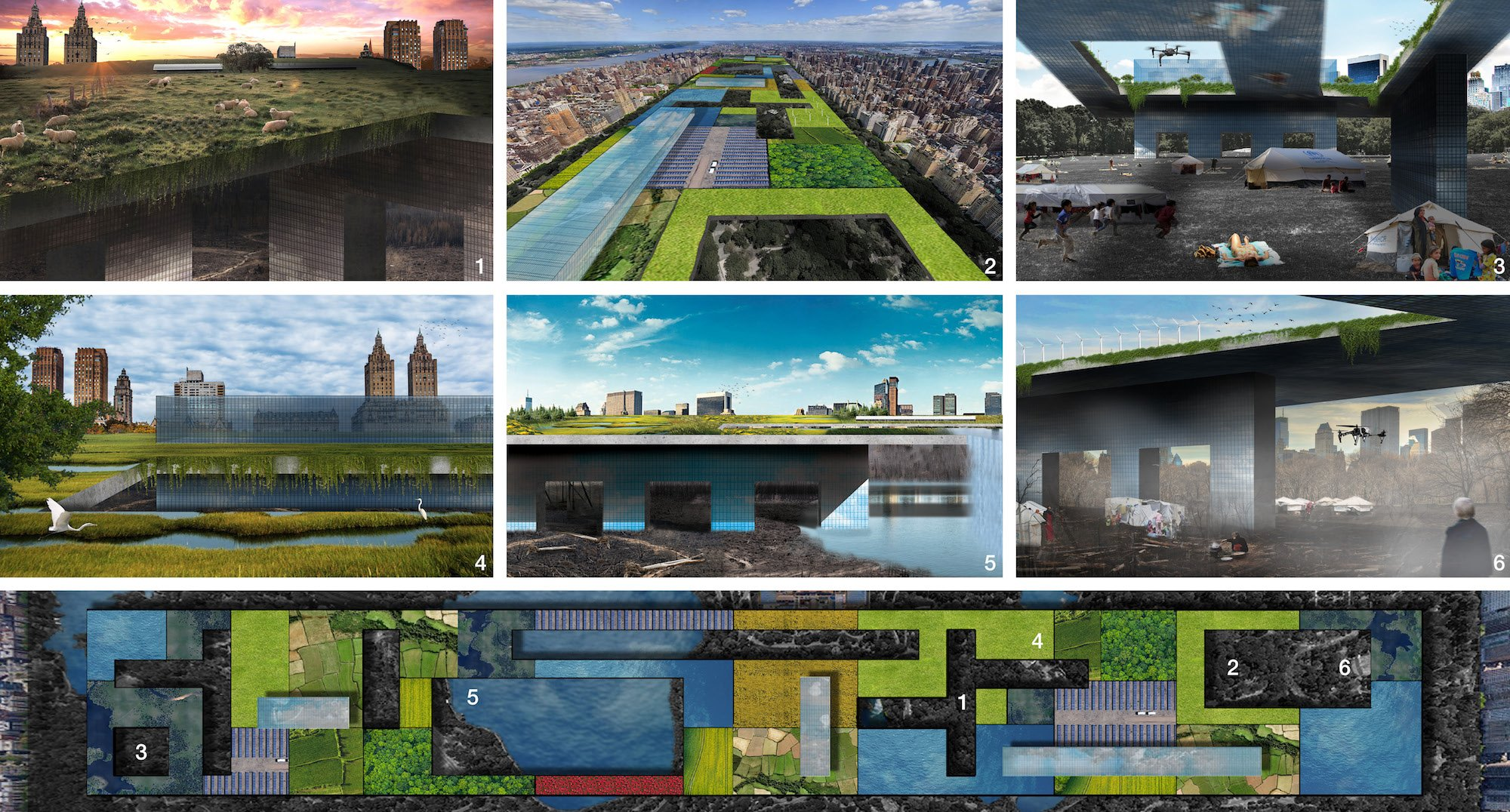 Newly Renovated And Re Imagined Central >> See Central Park Reimagined After Being Devastated By A Fictional