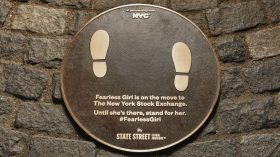 fearless girl, state street global advisors