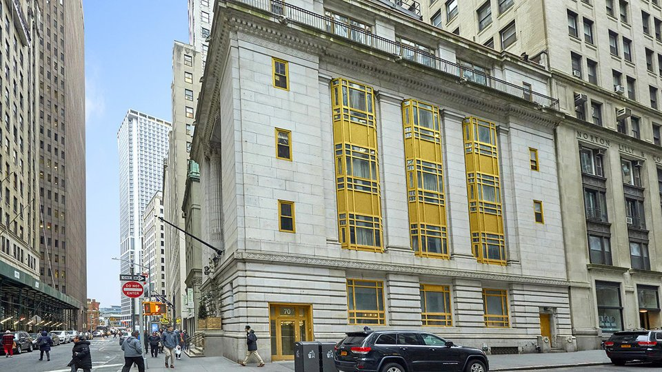 In the market for a palace? This massive FiDi landmark is 50% off