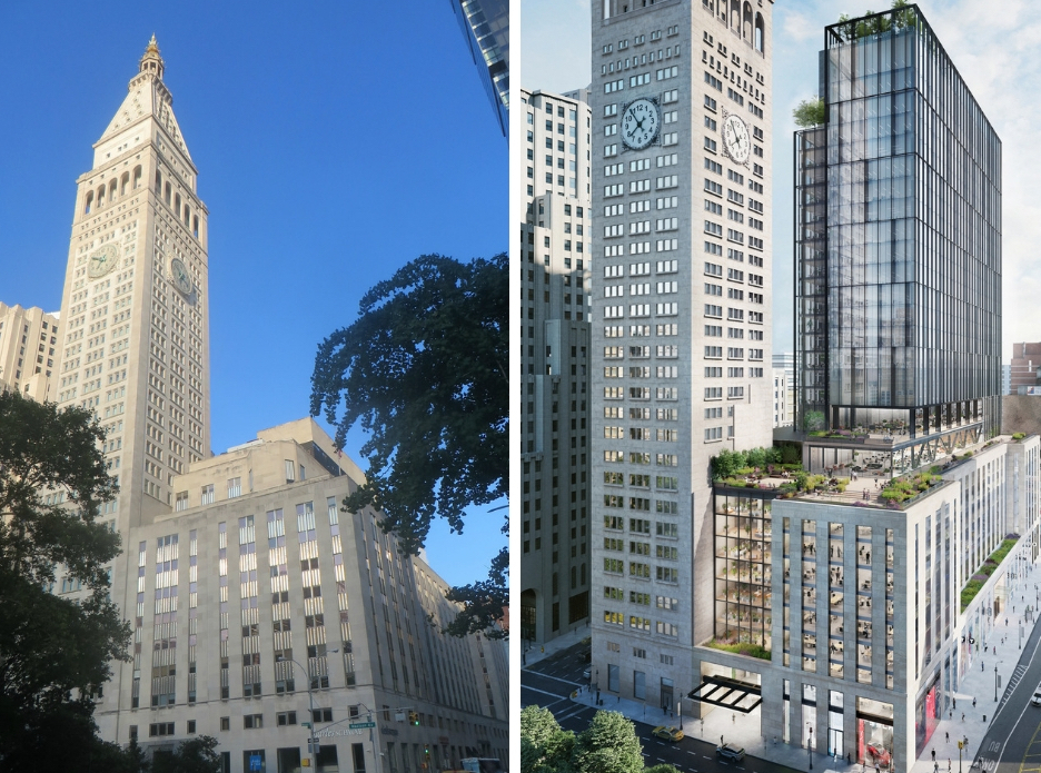 Nomad S One Madison Avenue Is Getting An 18 Floor Addition Designed By Kohn Pedersen Fox 6sqft