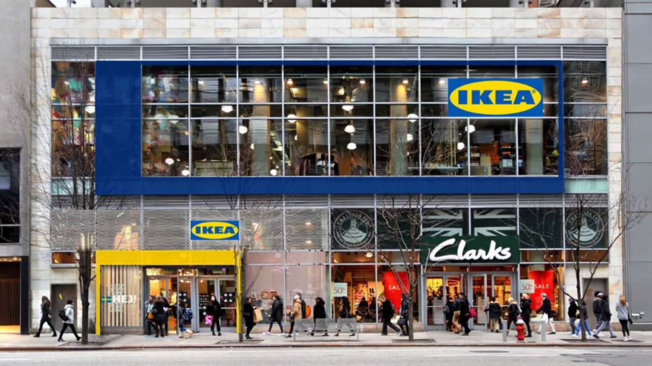 031554f99 Ikea's first Manhattan store will open this spring on East 59th ...