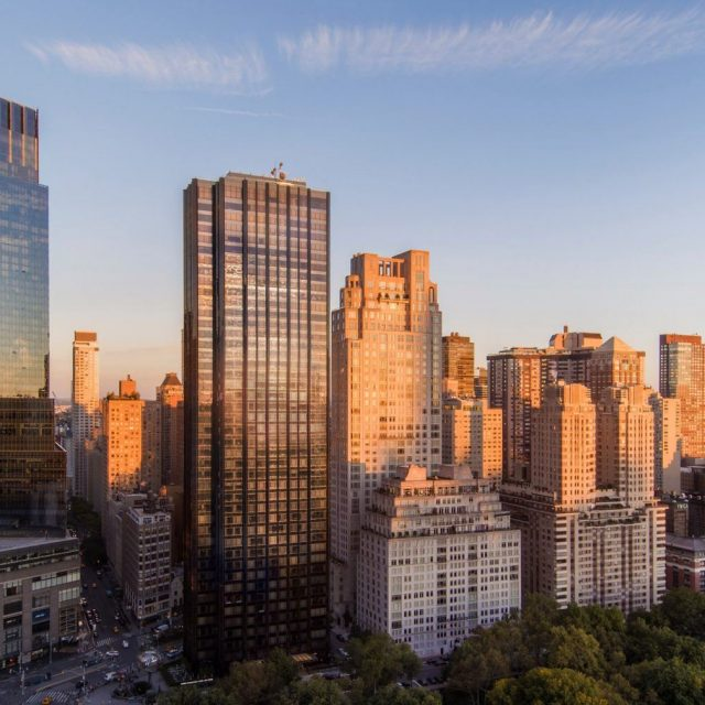 Review of mechanical space use continues at Extell's Upper West Side tower
