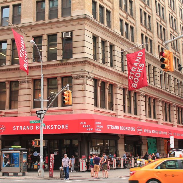 NYC's iconic Strand Bookstore says it's struggling to survive because of COVID-19