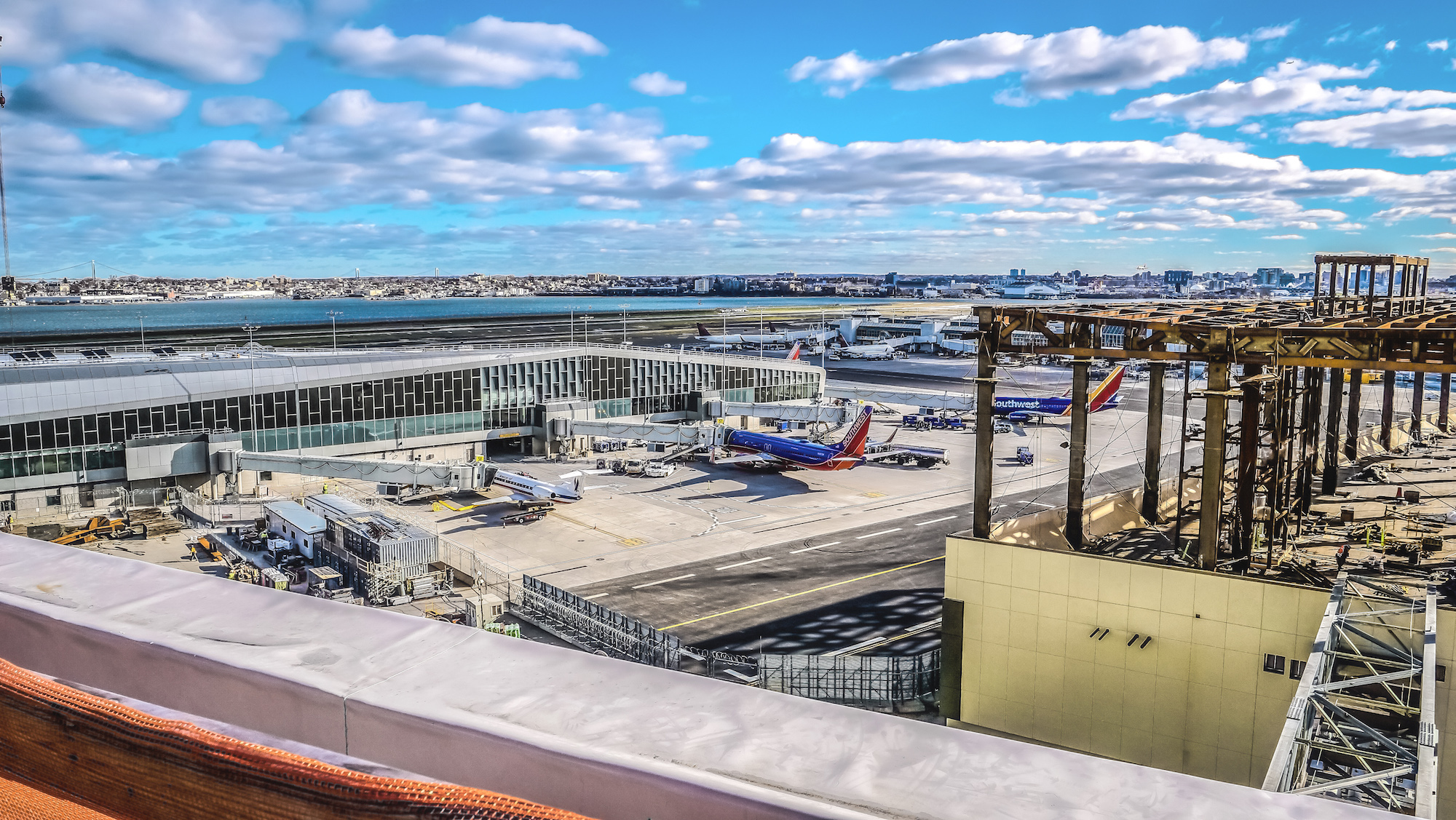 Anchor Designs for NYC's LaGuardia Airport