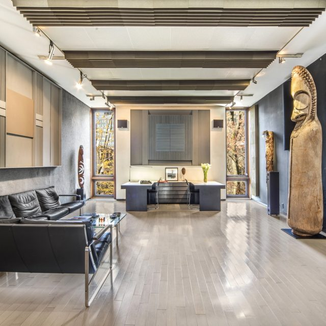 1960s modern house in Brooklyn Heights designed by Merz Architects is for sale asking $3.9M
