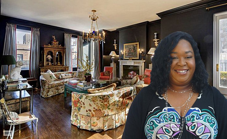 Hit producer Shonda Rhimes closes on $11.75M Upper East Side penthouse