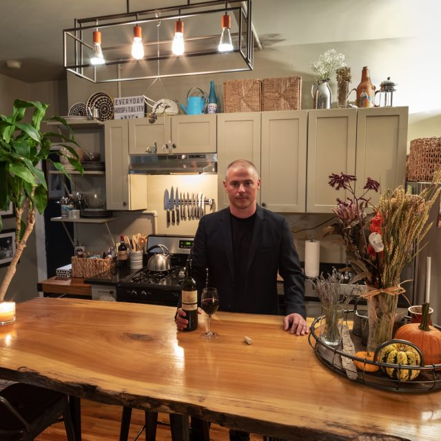 My 1,600sqft: Adam Elzer shares what it's like to live above his own East Village pizzeria
