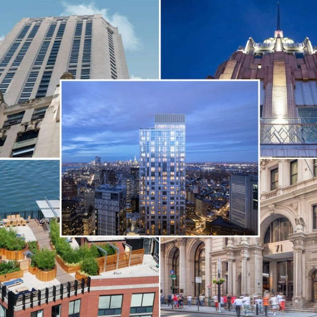 Top 10 Rental Buildings in FiDi & This week's roundup of NYC rental news