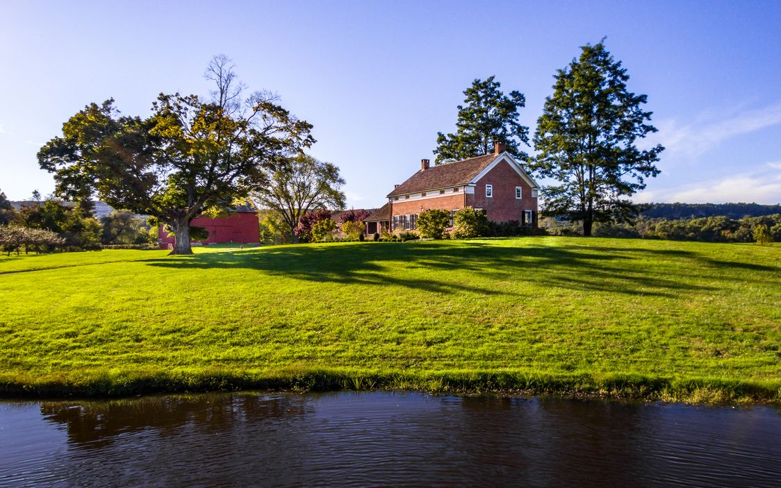 white duck farm, new paltz, cool listings