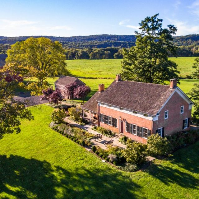 1820s New Paltz estate on 240 acres is a country living fantasy for $3M