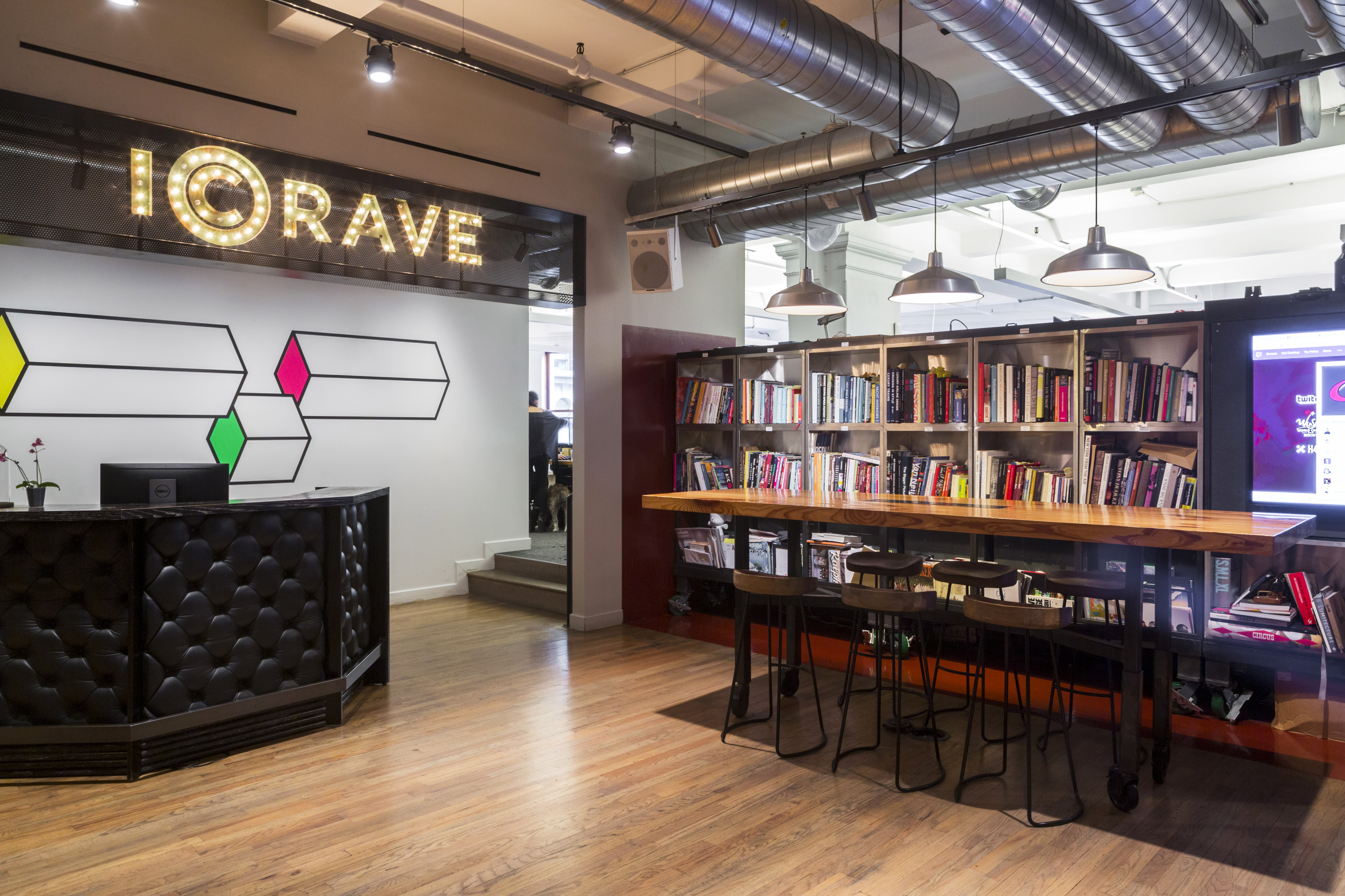 Where I Work How Design Firm Icrave Makes Memorable Experiences At